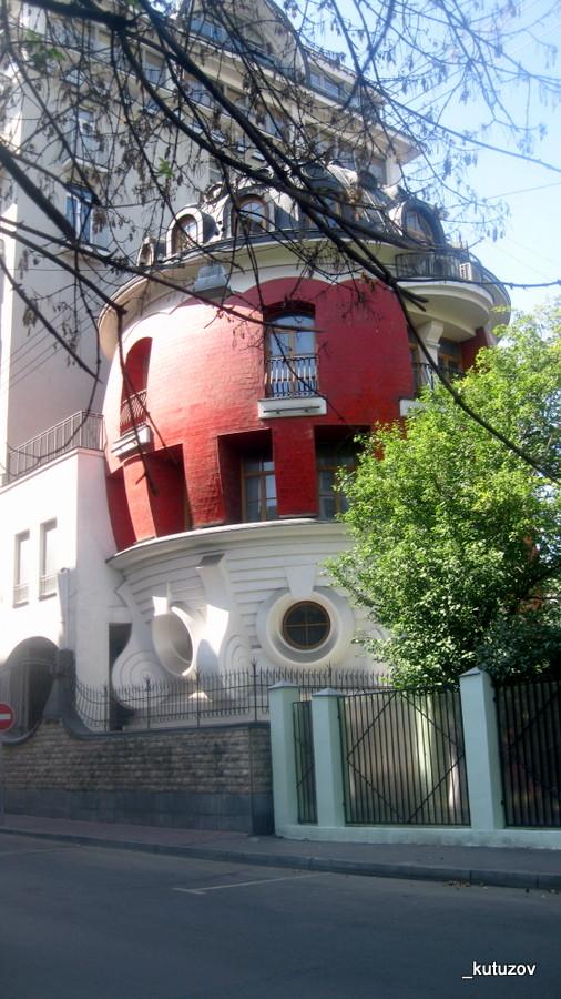 Яйцо-дом