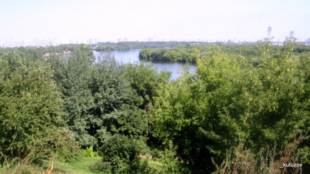 Колом-река