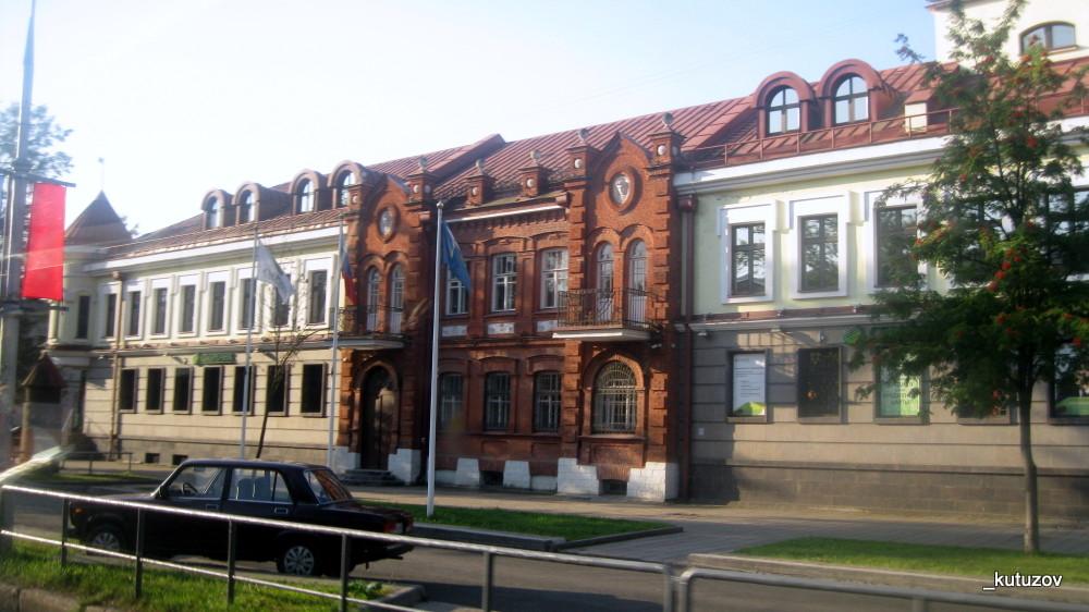 Псков-дома