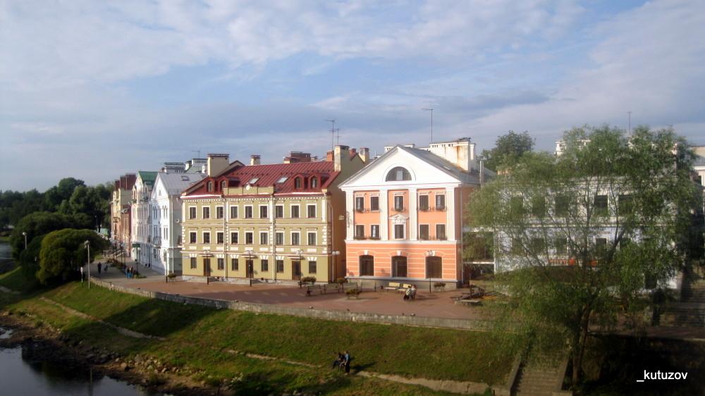 Псков-новодел