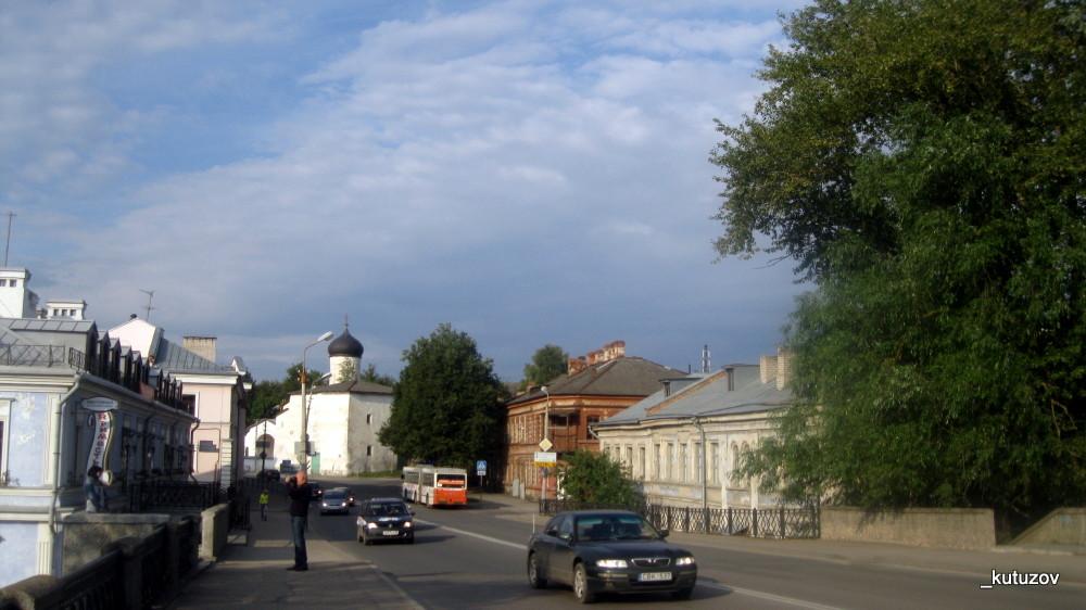 Псков-улица