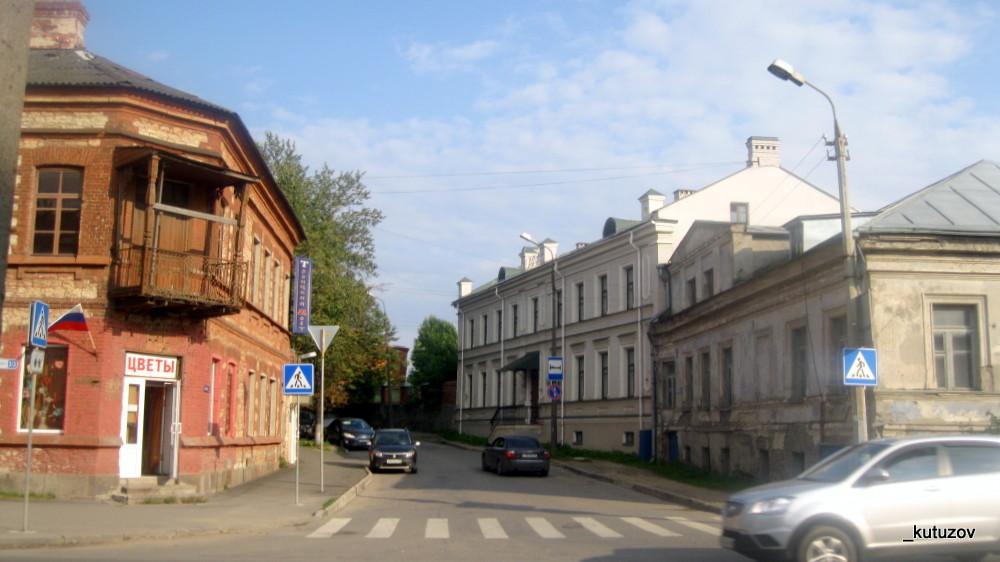 Псков-переулок