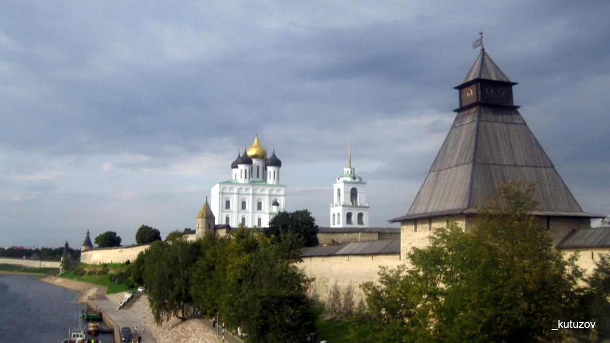 Псков-Кремль