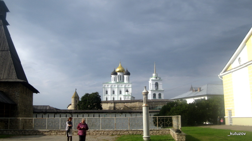 Псков-Кремль-внутри