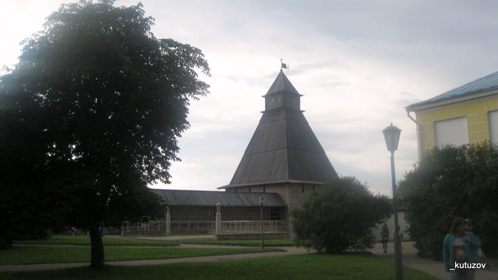 Псков-башня