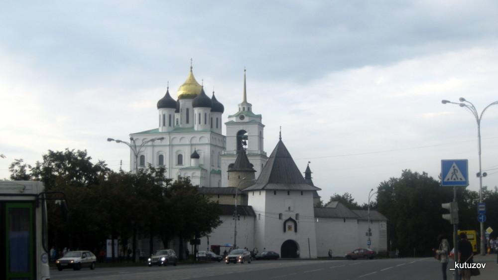 Псков-Троицкий-собор