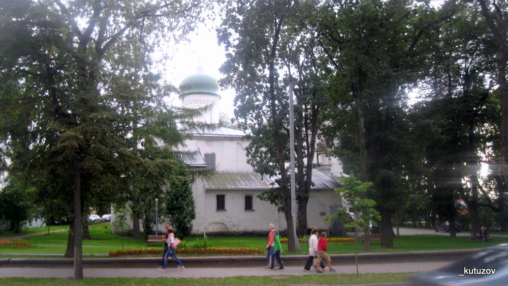 Псков-храм
