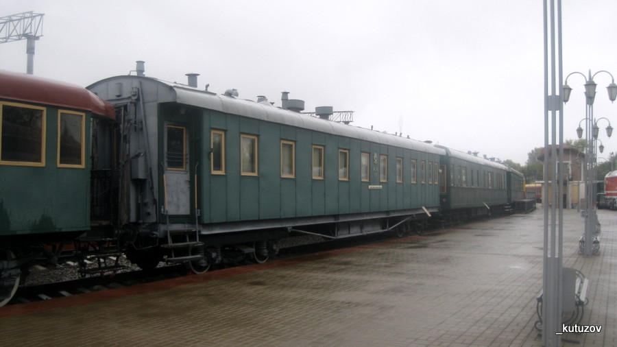 Жд-поезд