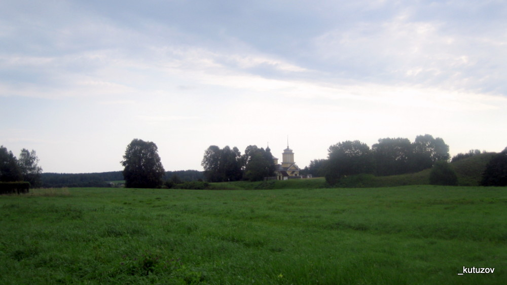 Тригор-пейзаж
