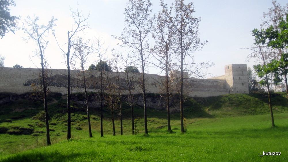 Изборск-крепость