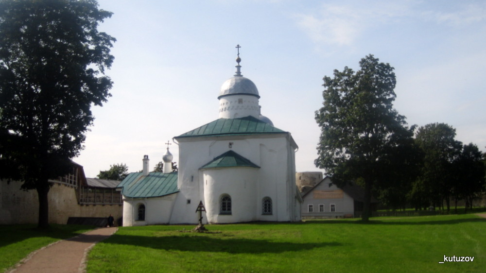 Изборск-храм