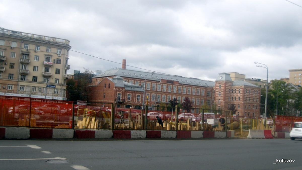 Фабрика большевик