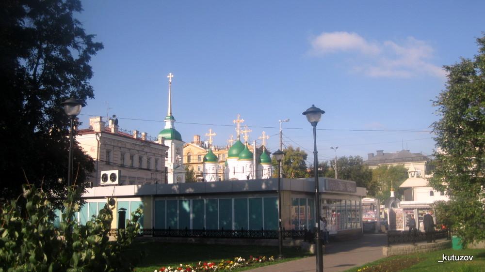 Сухаревская