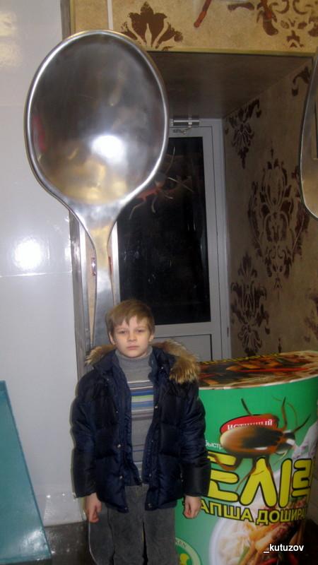 Великан-Вася-ложка