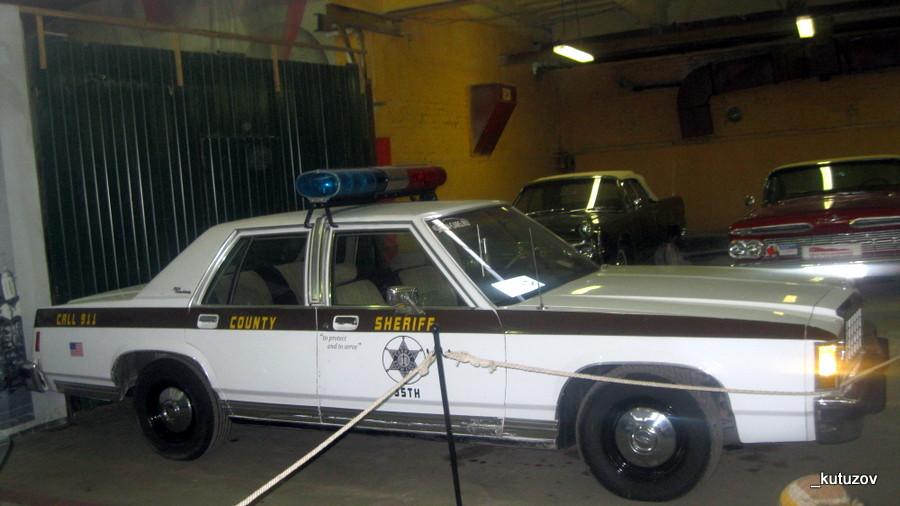 Ретро-шериф