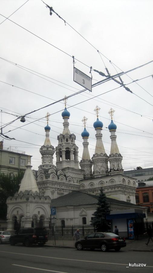 Храм у Ленкома-1