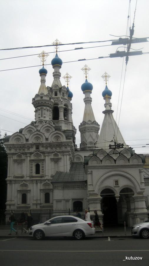 Храм у Ленкома-2