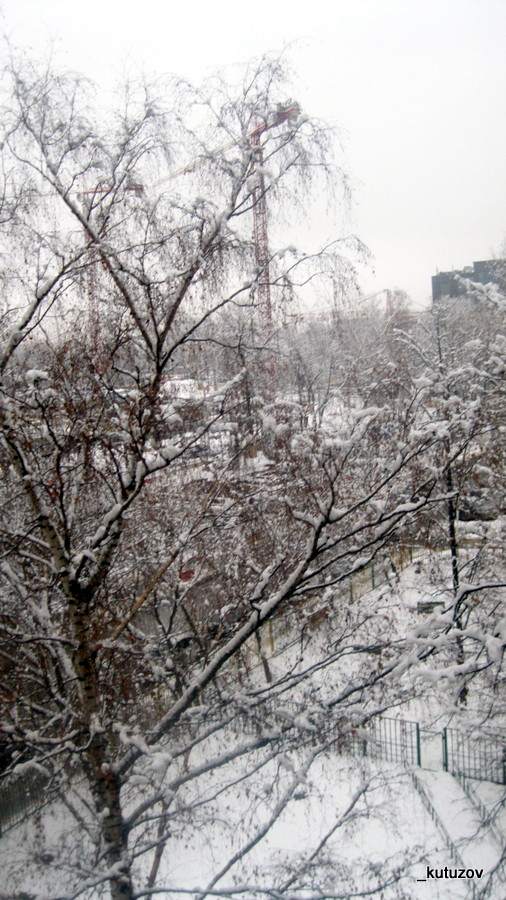 Снегопад-2