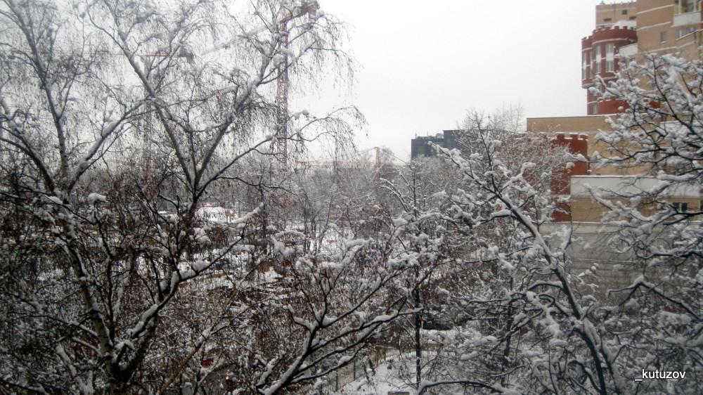 Снегопад-1