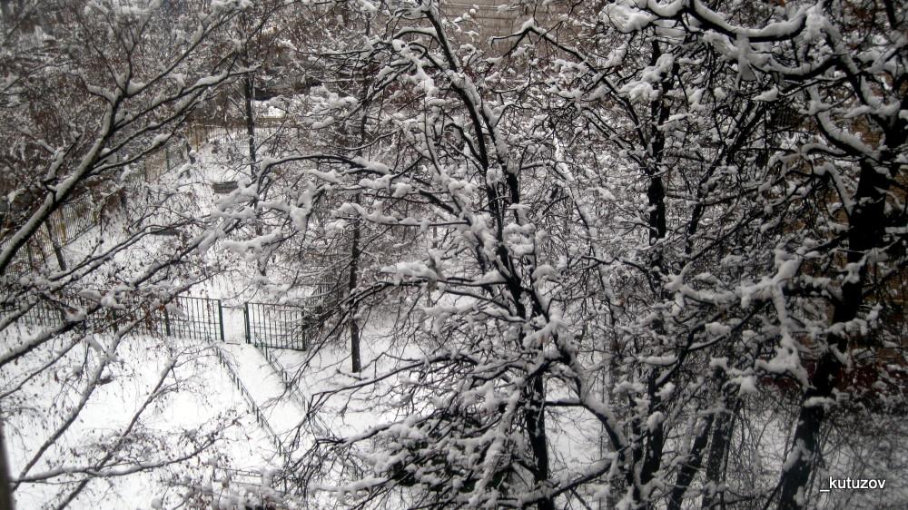 Снегопад-3