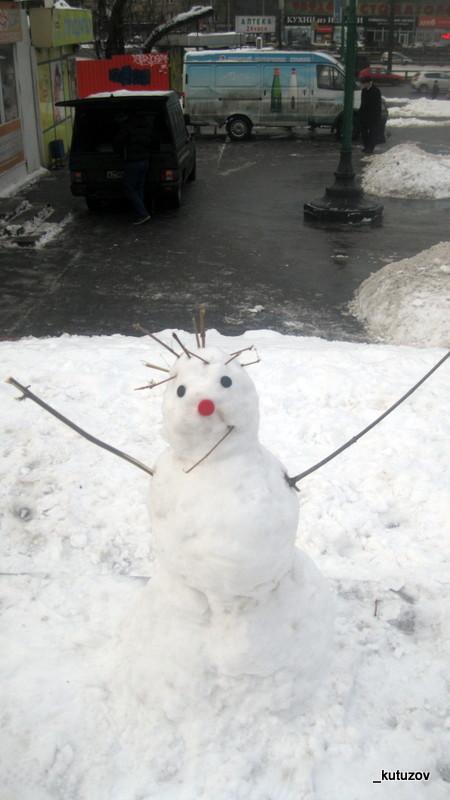 Снеговик-1