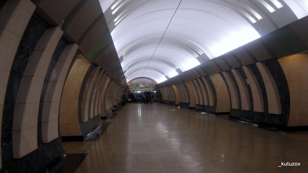 Марьина роща-станция