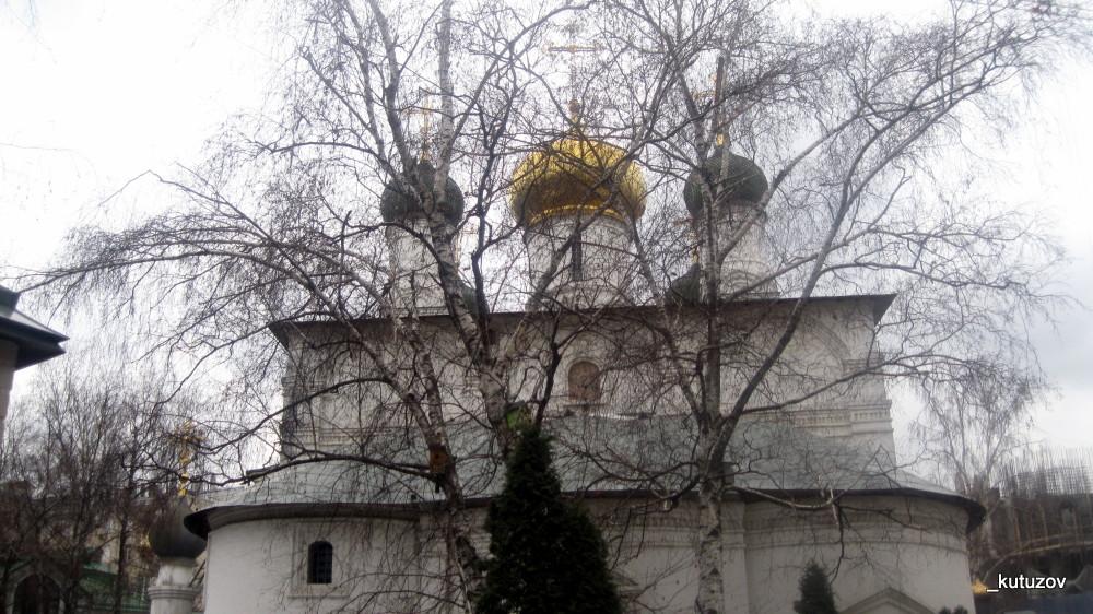 Монастырь-Сретенский