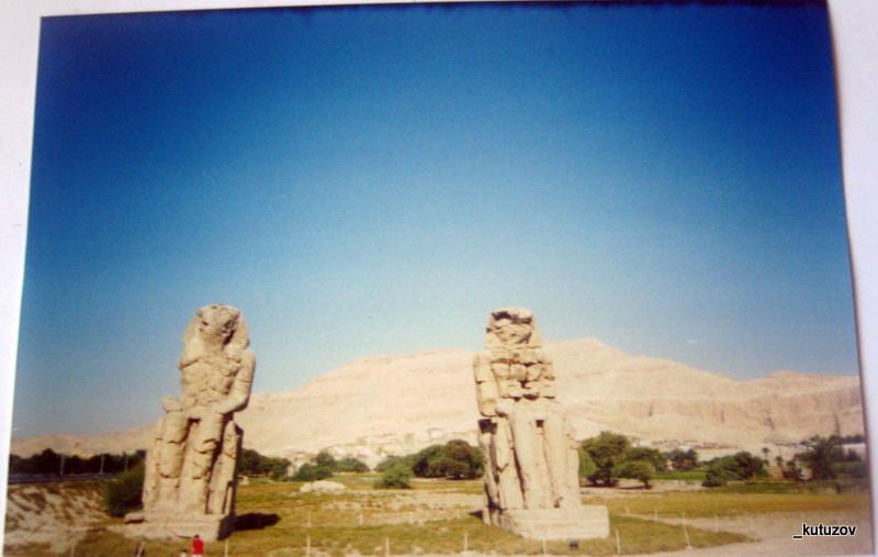 Египет-мемнон