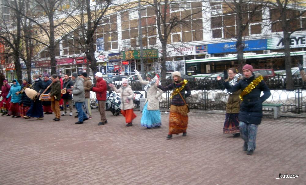 Танцы-1