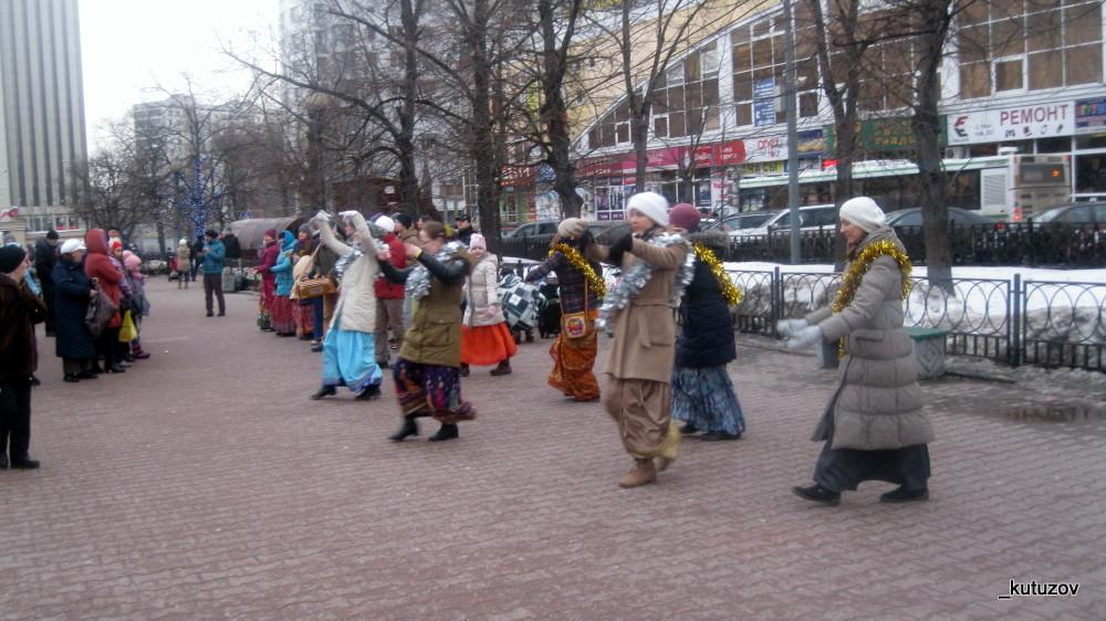 Танцы-2