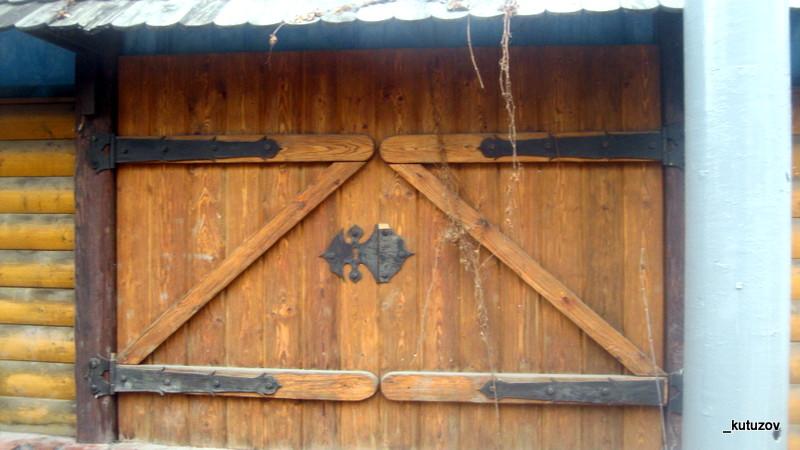 Масловка-ворота