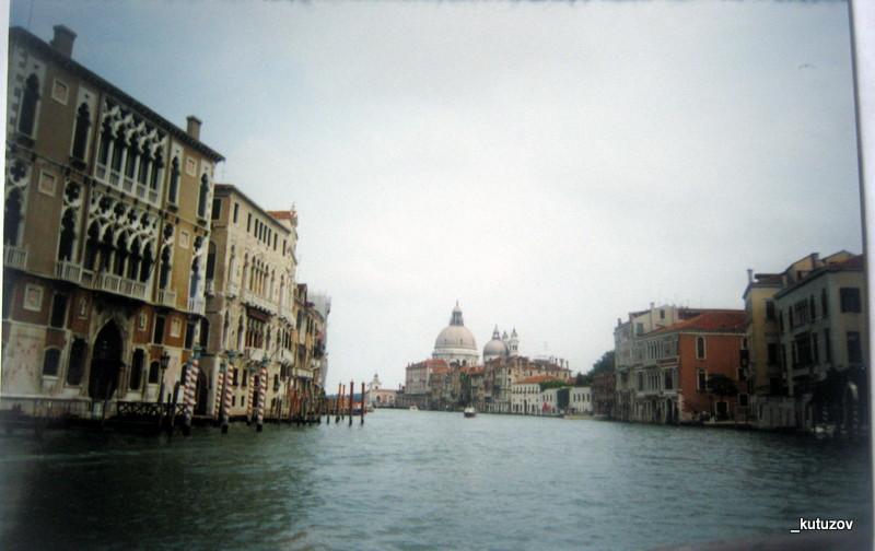 Моя Венеция-канал
