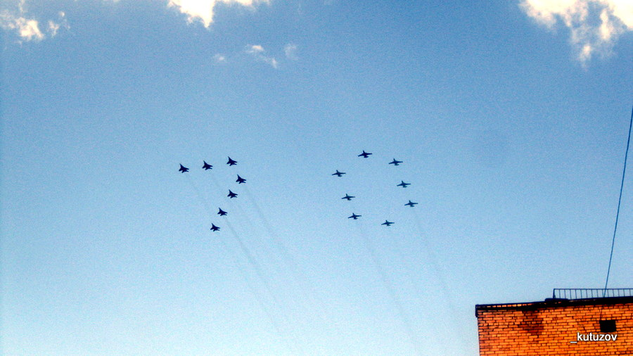 Самолеты (2)