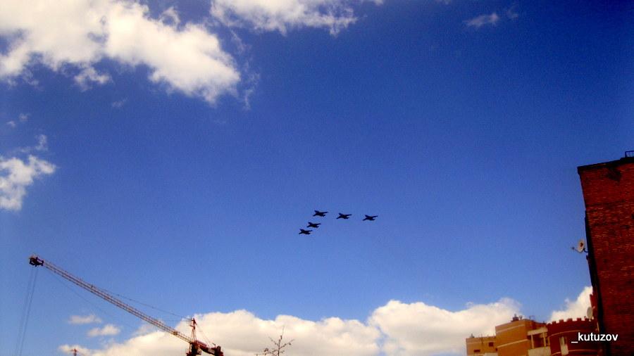 Самолеты-3