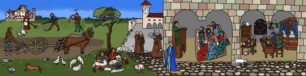 средневековье размерное1