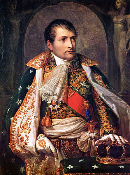 король Италии Наполеон 446px-Napoleon_I_of_France_by_Andrea_Appiani