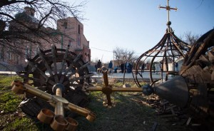 захват православных храмов