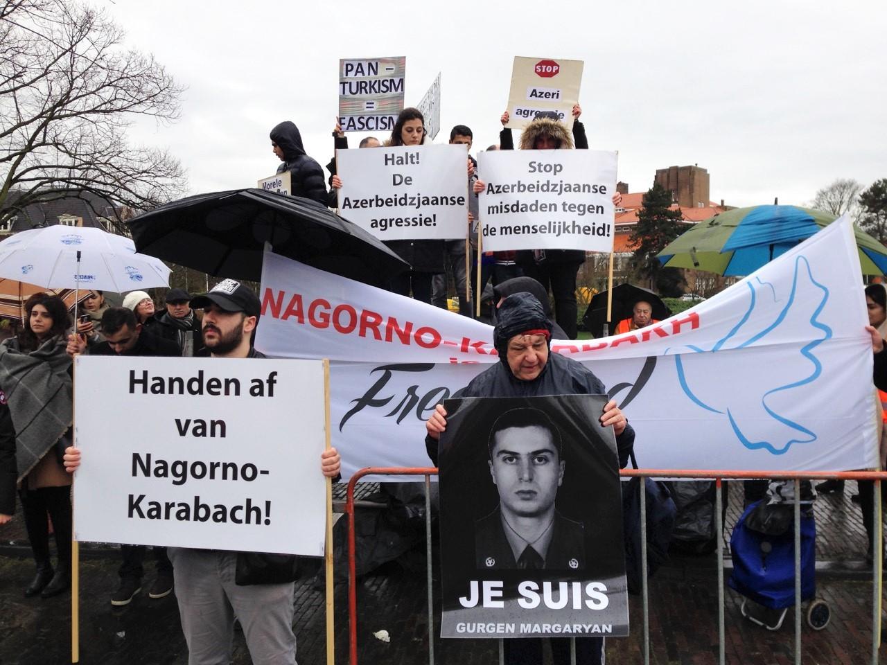 В Голландии призвали осудить антиармянскую и армянофобскую политику Азербайджана