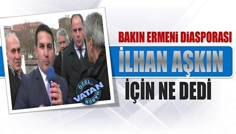 Իլհան Աշկինին «բացահայտած» հայերը` թուրքական մամուլում