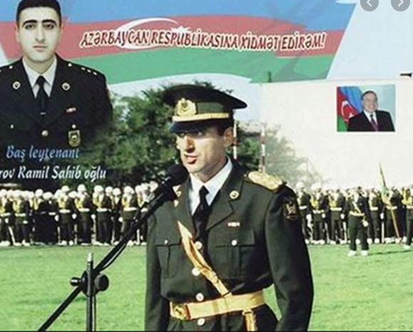 Perhaps Mr. Achundov doesn't remember about Ramil Safarov's savage killing of Gurgen Margaryan