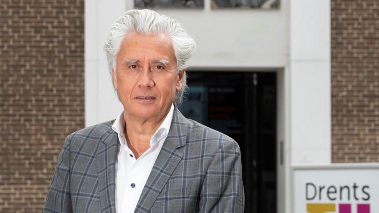 Directeur Harry Tupan van het Drents Museum (Rechten: Sake Elzinga)