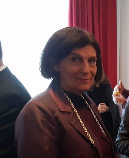 Inge DrostSecretaris Federatie Armeense Organisaties Nederland  FAON