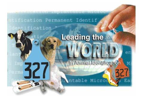 """""""Мировой лидер в области идентификации животных"""""""