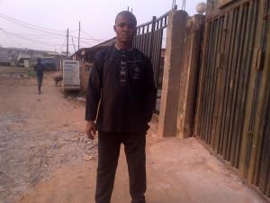 Кеннет в Лагосе