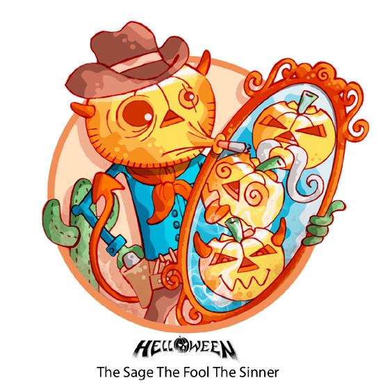 Helloween 7 sinners рецензия 6420