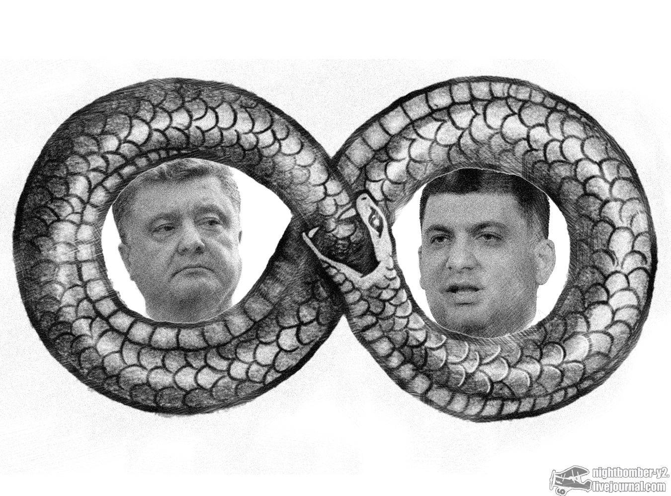 Главные враги Украины