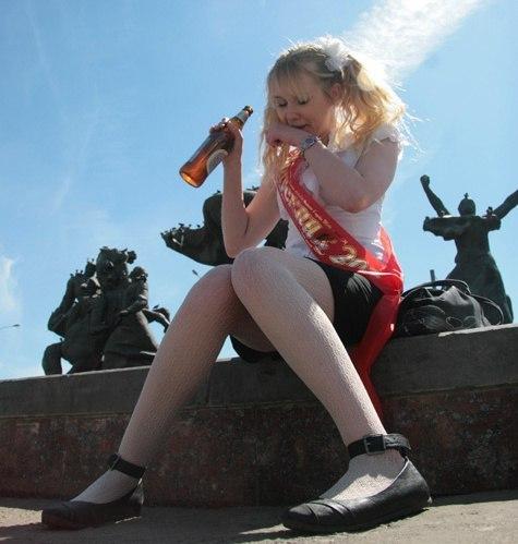 выпускной 2016 фото пьяных выпускниц