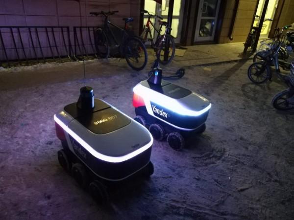 Yandex robots