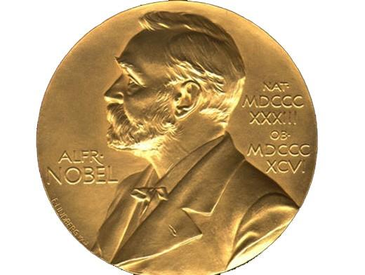 Нобелевская медалька