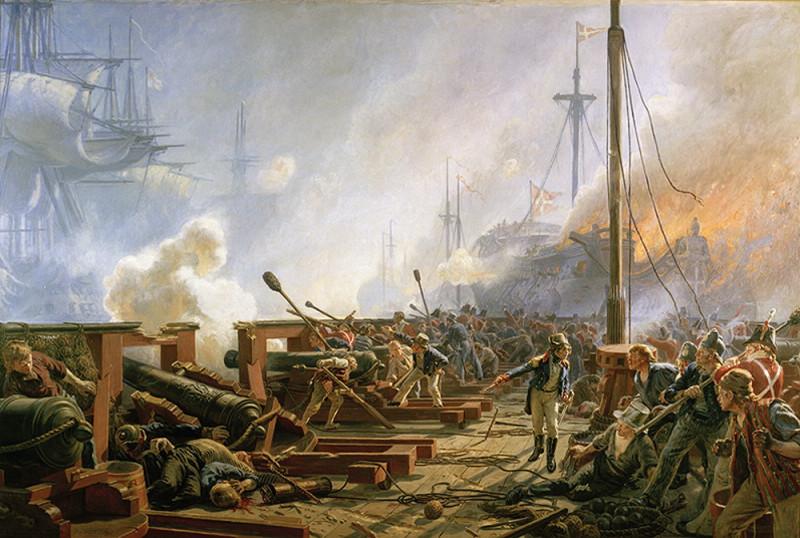 Копенгагенское сражение